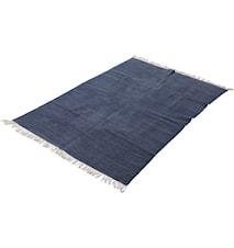Teppe Trykk 140x200 blå