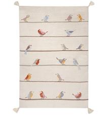 Birds barnmatta