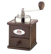 Brasilia Kaffekvarn brunbets