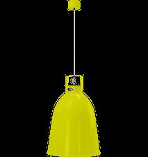 Clément C360 Taklampa Ø36 cm m. Silverfärgad insida