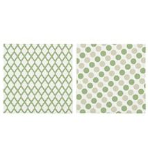 Servett Havsgrön 33x33 cm 20-pack