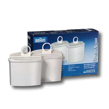 Braun Vattenfilter Kaffebryggare