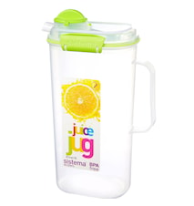 Klip it 2 L Juice Jug Accents