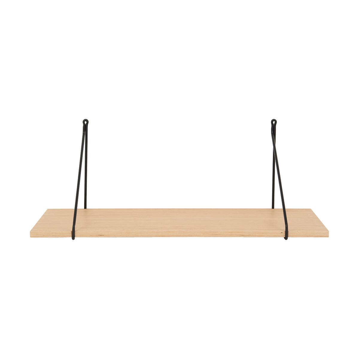 Apart Hyllplan Ekfaner 70x24x1,5 cm