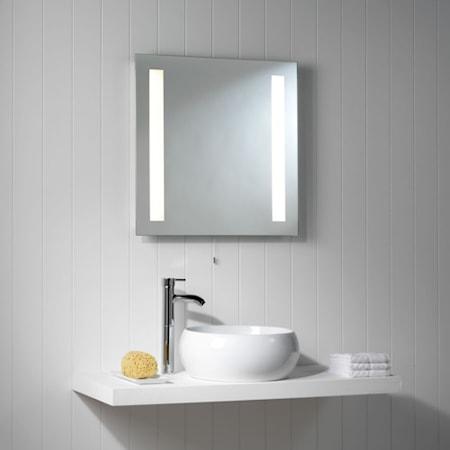 Attraktiva Köp Galaxy spegel med belysning online på Confident Living UZ-85