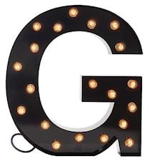 Cirkuslampan stor - G