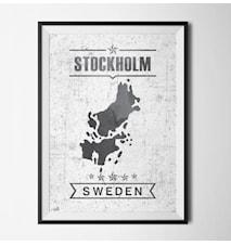 Stockholm län poster