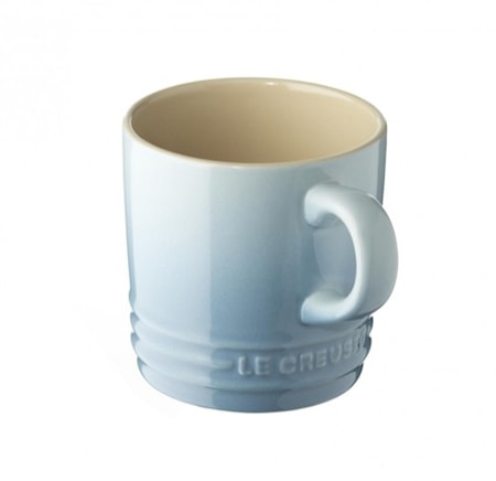 Le Creuset Kaffemugg 0,2 L Coastal Blue