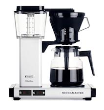 Kaffebryggare KBG741AO Vit Metallic