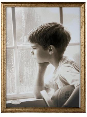Bild av KJ Collection Tavelram Guld 40x30 cm