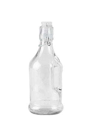 Flaska med lock Klar 20 cm 35 cl