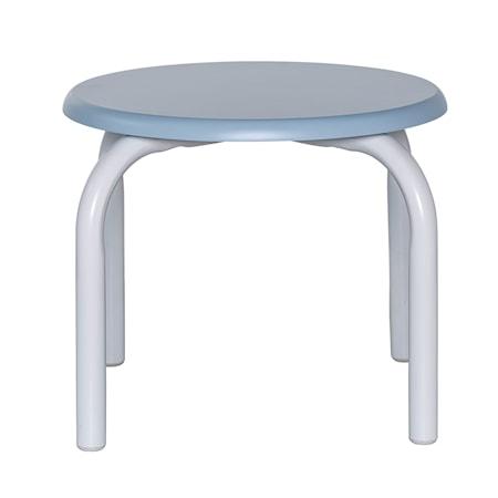 Bloomingville Pall Tiny - Blå – Möbler - Stolar - Stolar   Pallar e66fd163a5fe7