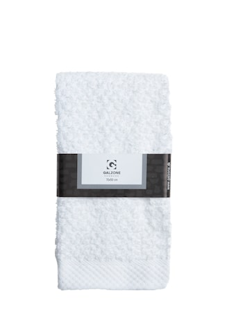 Håndduk 100% Bomull Hvit 70x50 cm