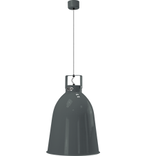Clément C360 Taklampa Ø36 cm Matt m. Silverfärgad insida