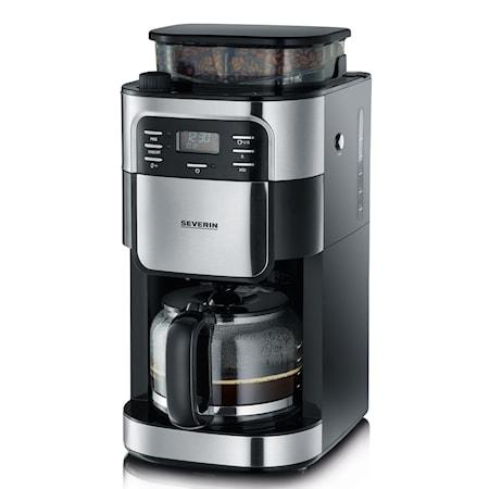 KA4810 Kaffebryggare Med Kvarn