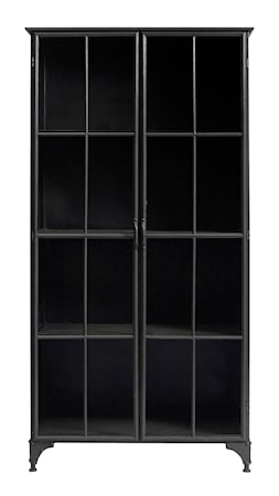 Downtown iron cabinet