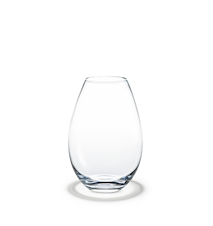 Cocoon Vase, klar, H 17 cm