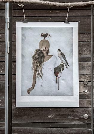 Shangri La fotoprint - 100x70