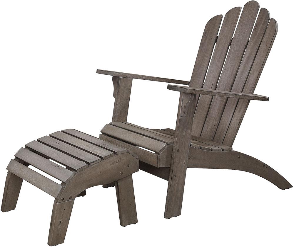 Adirondack sunchair