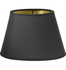 Lampeskjerm Oval Gull