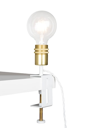 Bild av Globen Lighting Pinch bordslampa Pinch bordslampa – Svart/Krom