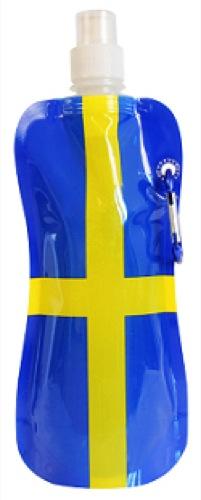 Hopvikbar Vattenflaska Sverige