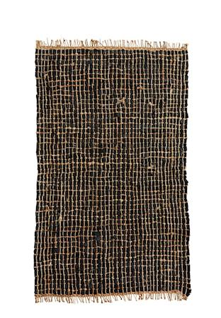 Madam Stoltz Matto 90×150 cm – Musta