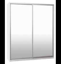 Ida garderob – 180, spegel/spegel