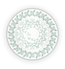 Butterplate medium tallrik