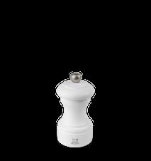 Bistro Saltkvern matt hvit 10 cm
