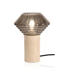 Bordlampe Edge Røg