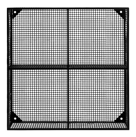 Vägghylla Wire Box 4 Hyllor