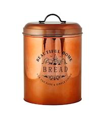 Förvaringsburk Bread Koppar 30 cm