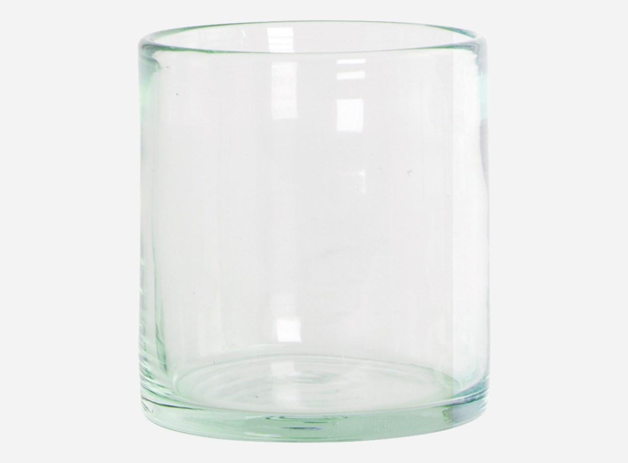 Glas H2O, Ø 8 Höjd 9 cm