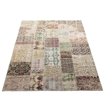 Vintage Patchwork matta - Natural Light