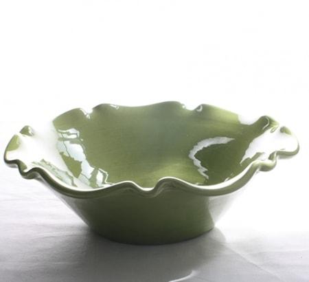 Provence Skål Mos 28x8,5 cm