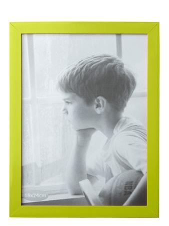 Tavelram Lime 24x18 cm