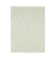 Håndduk 100% Bomull Lime 70x50 cm