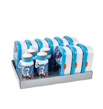 Matlådsset inkl. vattenflaskor Frozen 13-delar