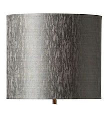 Erica Lampskärm 29cm Gray/Gold