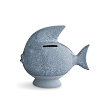 Sparedyr Sparebøsse - H145 Grey Blue