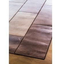 Leather Brown Matta - 180x240