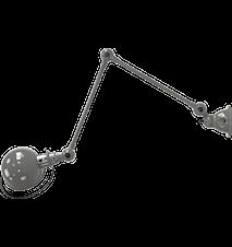 Loft D4401 Vägglampa 40+40x15 cm utan brytare - Matt