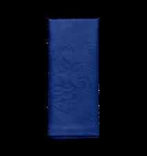 Tygserviet, Birds, blå, 45x45 cm