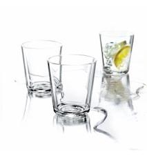 Dricksglas 25cl 6 st.