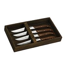 FASSONA Kjøttkniver 4 stk