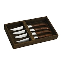 FASSONA Kødknive 4 st