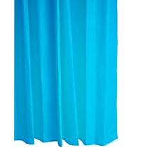 Duschdraperi Polyester Turkos 180x200 cm