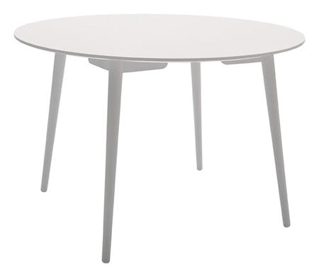 Bild av RGE Perstorp Ø118 matbord Vit