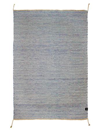 Bild av Classic collection Herringbone matta navy blazer
